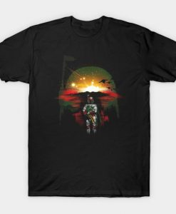 Star Wars Boba T-Shirt Fd24D