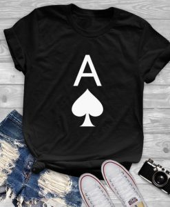 Ace Of Spades Tshirt EL23J0