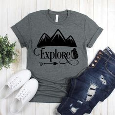 Adventure Tshirt EL18J0