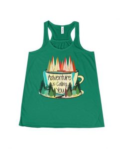 Adventure is calling You Tanktop FD21J0