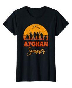 Afgan Summer Tshirt EL13J0