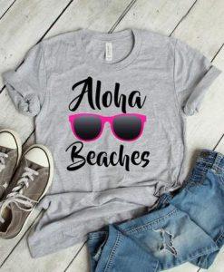 Aloha Beaches Tshirt EL30J0