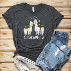 Alpacapella Tshirt EL30J0