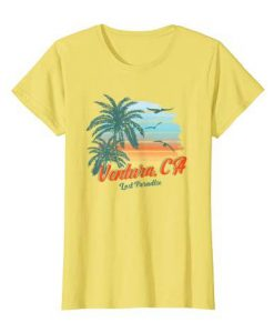 Awesome Ventura Beach Tshirt EL20J0