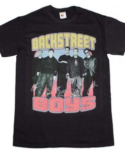 Backstreet Boys t-Shirt FD20J0