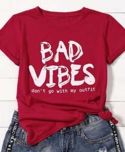 Bad Vibes T-Shirt FD7J0
