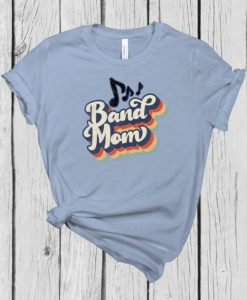 Band Mom Tshirt EL23J0