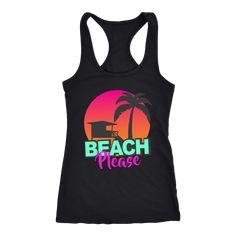 Beach Please Tanktop EL20J0