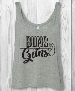 Buns & Guns Tanktop EL13J0