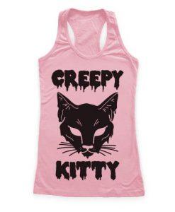 Creepy Kitty Tanktop FD23J0