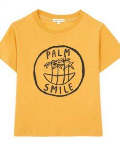 Palm Smile Tshirt  FD18J0