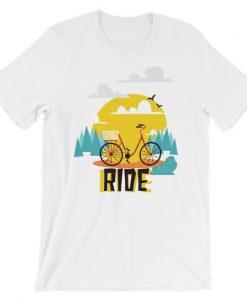 Ride Unisex T-Shirt FD18J0
