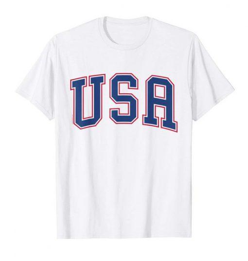 USA tshirt FD14J0