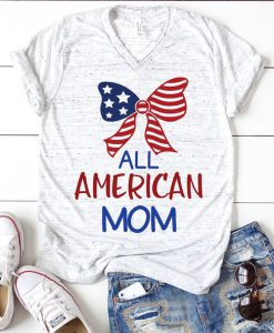 all american mom Tshirt FD27J0