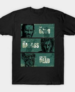 badass and the dead T-Shirt FT2J0