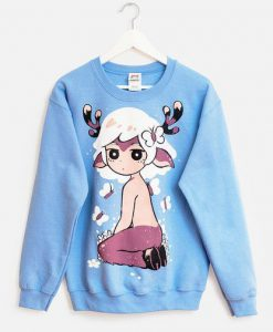 Anime Sweatshirt EL5F0