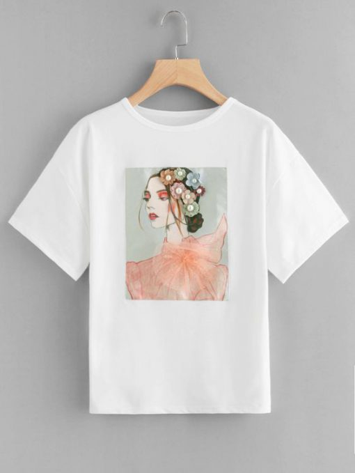 Beautifull Women tshirt FD6F0