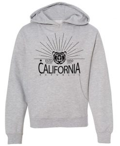 California Golden State Hoodie FD7F0