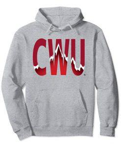 Central Washington CWU Hoodie FD7F0