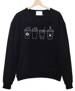 Coffee Cup Sweatshirt FD4F0