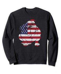 English Bulldog Sweatshirt EL6F0