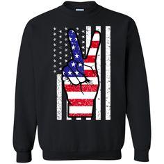 Fourth 4th Of July Sweatshirt EL6F0
