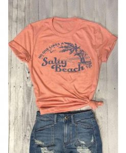 Salty Beach Tshirt FD3F0