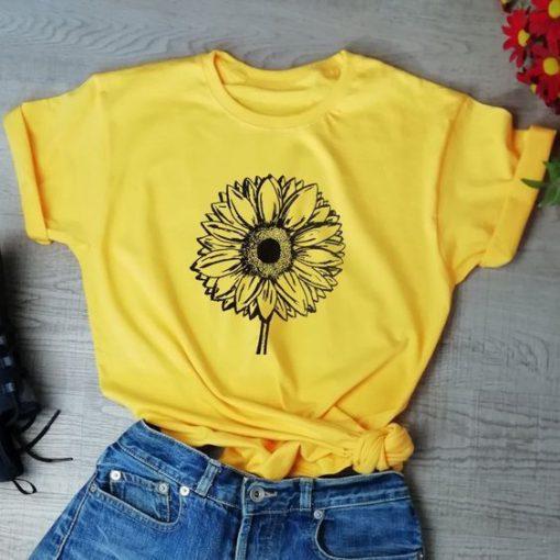 Sunflower T-Shirt AF24M0