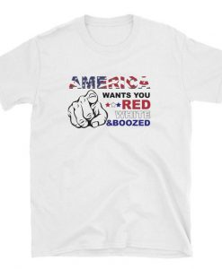 America Wants you T-Shirt ND16A0