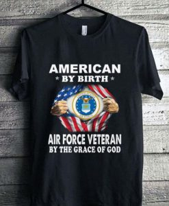 American by birth Tshirt ZL4A0