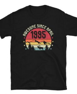 Awesome 1995 T-Shirt ND16A0