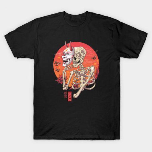 Yokai Mask T-Shirt ND5M0