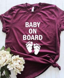 Baby on Board Tshirt AS26JN0