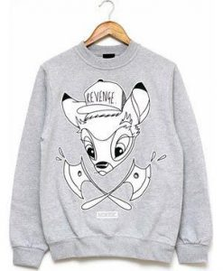 Bambi Revenge Sweatshirt AS11JN0