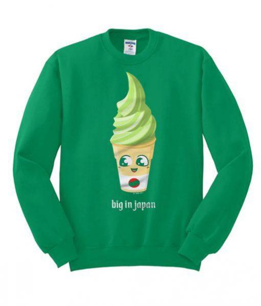 Big in Japan Sweatshirt AS11JN0