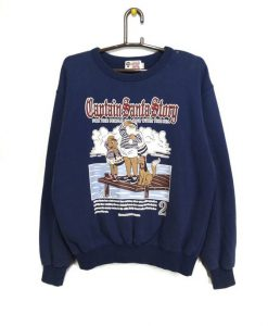 Captain Santa Sweatshirt AS11JN0