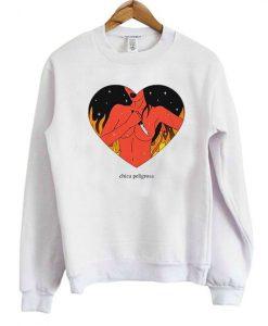Chica Peligrosa Sweatshirt AS11JN0