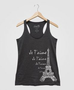 Eiffel Tower Tanktop LI16JN0