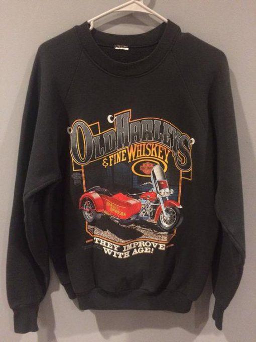 Harley Davison Sweatshirt AS11JN0