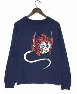 Powell Skateboard Sweatshirt AS11JN0