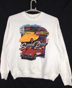 Speed Zone Car Sweatshirt AS11JN0