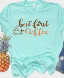 Coffee Tshirt LE29JL0