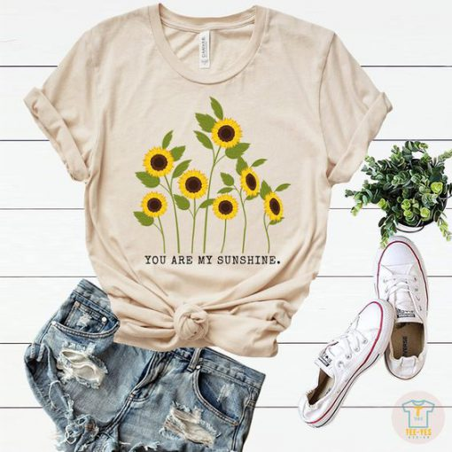 You are my sunshine T shirt LE29JL0