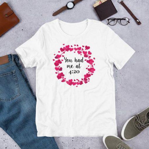 You had Me T-Shirt SR13JL0