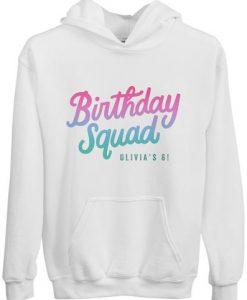 Birthday Squad Hoodie LI11AG0