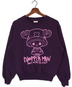 Chopper Man Sweatshirt AS22AG0