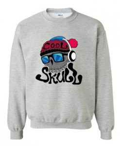 Cool skull Sweatshirt AS22AG0