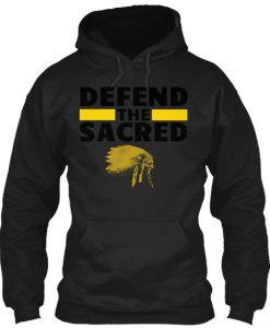 Defend The Sacred Hoodie LI11AG0