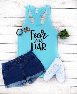 Fear Is A Liar Tanktop LE31AG0