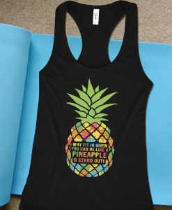 Support Pineapples Tanktop LE31AG0